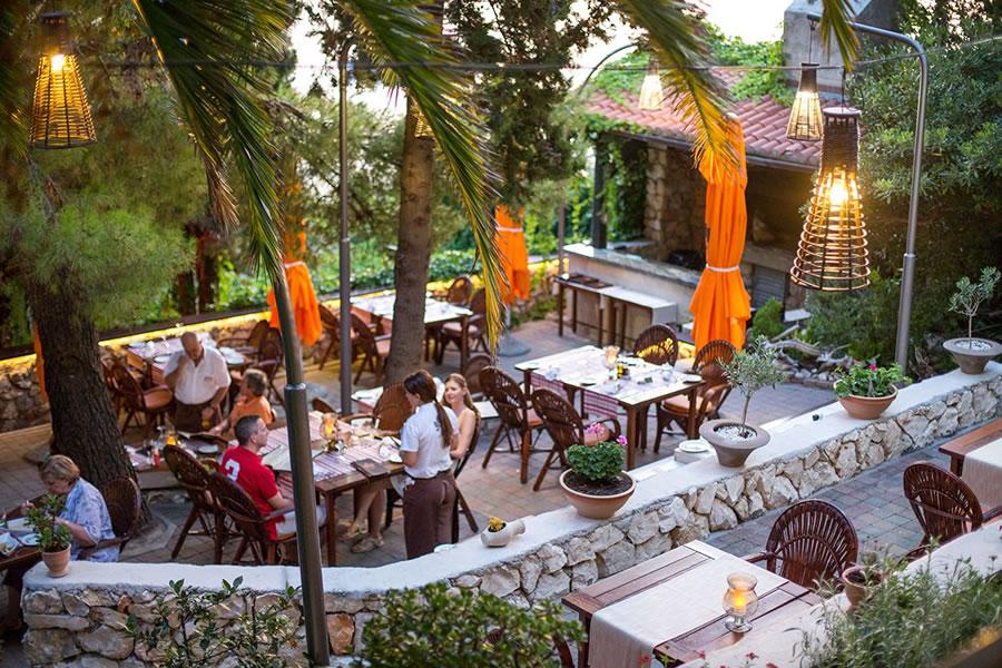 Хорватия — это еще и аутентичная средиземноморская кухня